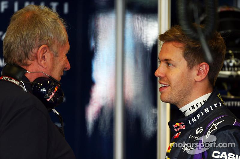 Трехкратный чемпион Себастьян Феттель начал свой предпоследний сезон в Red Bull Racing и готовился защитить титул
