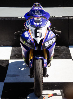 Bike of Cameron Beaubier, Yamaha