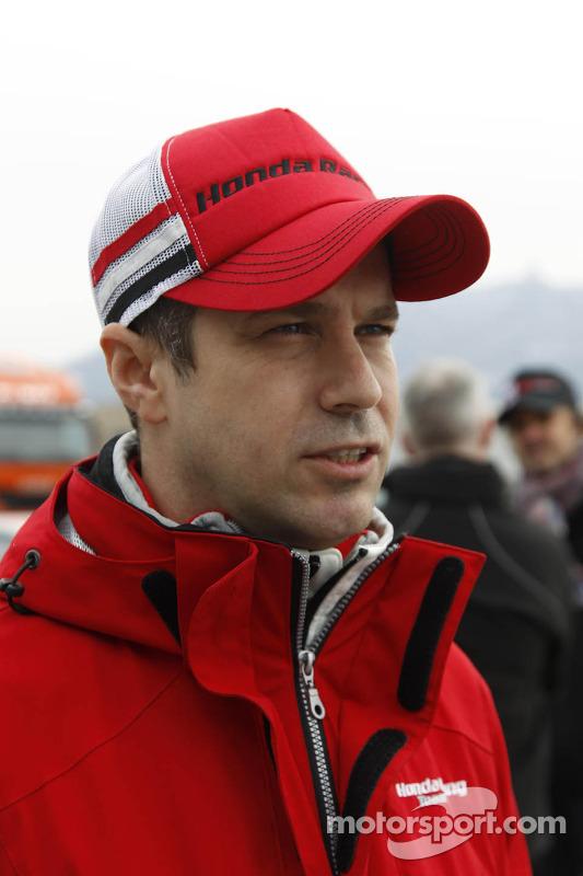Tiago Monteiro, Castrol Honda World Touring Car Team Honda Civic