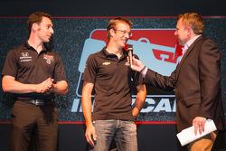 Drivers presentation: Simon Pagenaud, Schmidt-Hamilton Motorsports Honda and Sébastien Bourdais, Dragon Racing Chevrolet