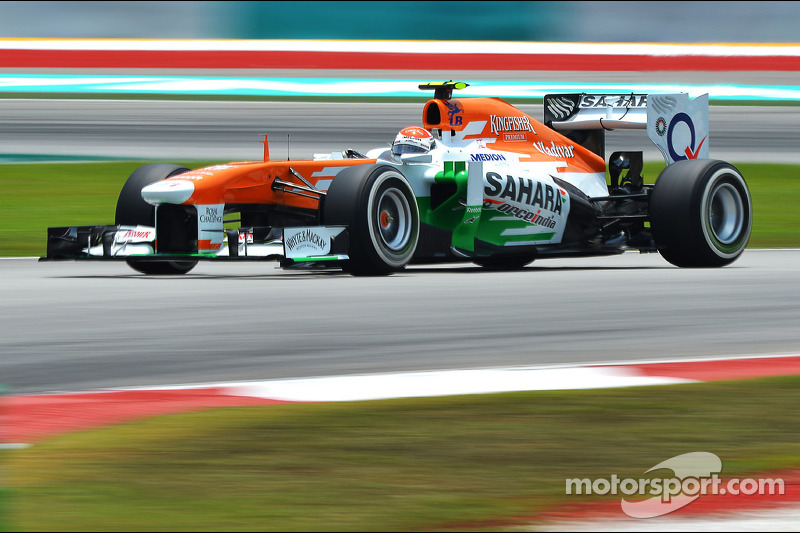 Adrian Sutil, Sahara Force India VJM06