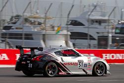Ric Bushey, SFR Enterprises/Nissan/Motul OSGiken/SPL/Sparc/Nissan 370 Z