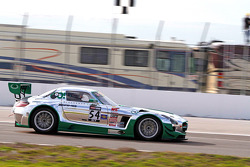 Tim Pappas, Black Swan Racing/Mercedes-Benz SLS GT3