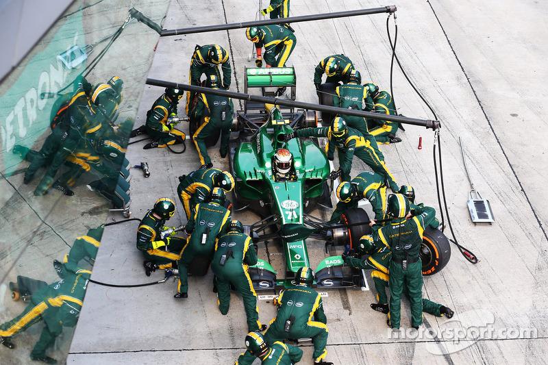 Гидо ван дер Гарде. ГП Малайзии, Воскресная гонка.