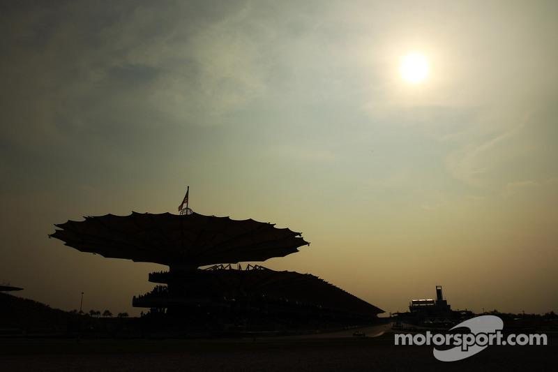 ГП Малайзии, Воскресная гонка.
