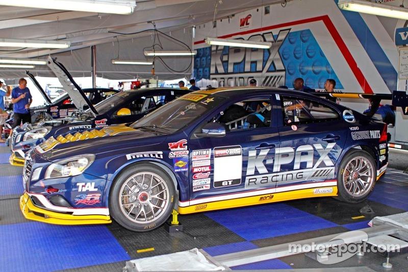 K-PAX Racing/Volvo S60