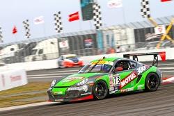 Jack Baldwin, GTSport Racing met Goldcrest/Motul/Stoptech/Invoice Prep/Porsche Cayman S