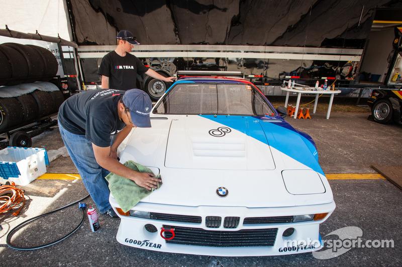 #8 1978 BMW M1 Procar: Henry Schmitt