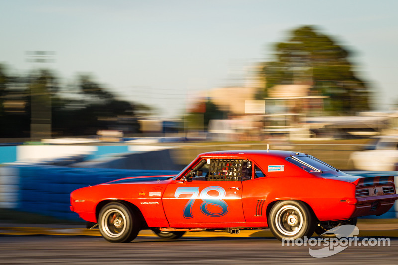 #78 1969 Chevrolet Camaro Z28: Richard Lind