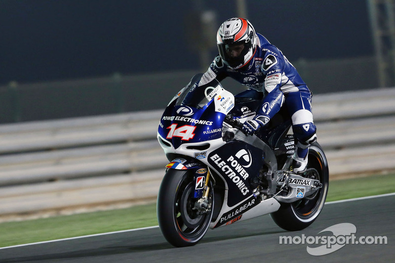 Рэнди де Пюнье. ГП Катара, воскресная гонка.