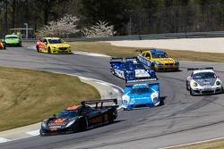 Wayne Taylor Racing Corvette DP: Max Angelelli, Jordan Taylor
