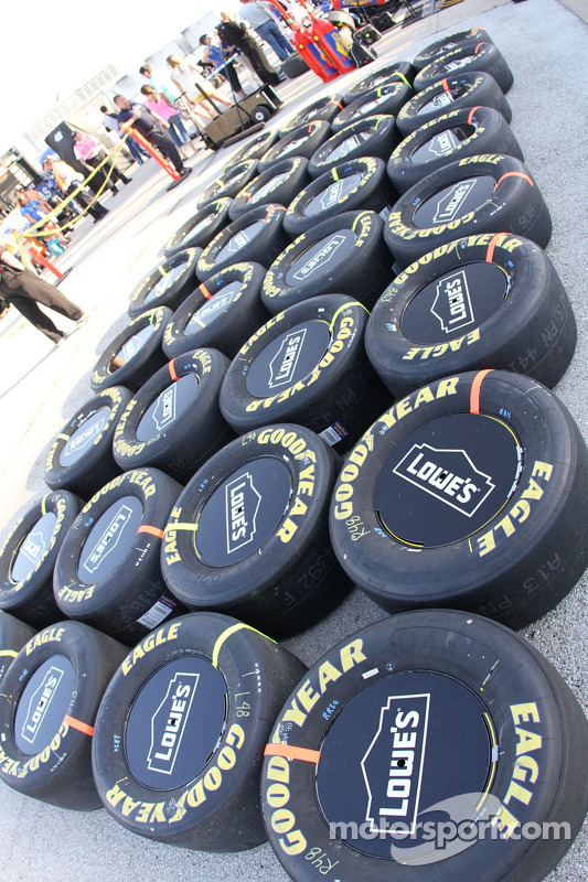 Goodyear pneus