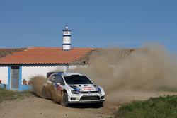 Andreas Mikkelsen, Ola Floene, Volkswagen Polo WRC, Volkswagen Motorsport