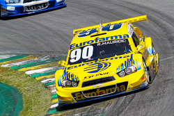 Stock Car brésilien à Interlagos