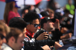 2013 Formula DRIFT Round 1-winnaar Daijiro Yoshihara