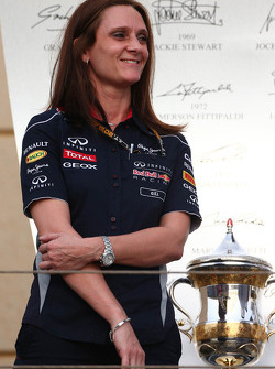 Gill Jones, Red Bull Racing