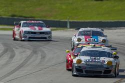 #44 Magnus Racing Porsche GT3: Andy Lally, John Potter