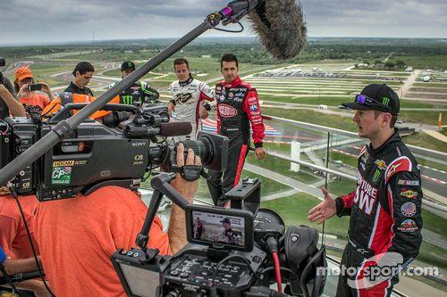 NASCAR and V8 Supercars swap