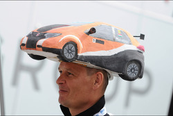 Un fan de Norbert Michelisz, Honda Civic, Zengo Motorsport