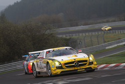 Bernd Schneider, Sean Edwards, Jeroen Bleekemolen, Black Falcon, Mercedes-Benz SLS AMG GT3