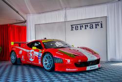Ferrari of San Francisco Store Tent