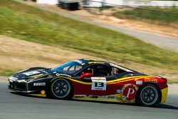 #13 Ferrari of Ontario 458CS: Marc Muzzo
