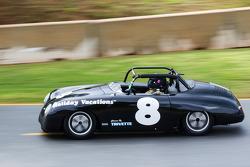 Paul Swanson, Porsche 356
