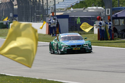 Augusto Farfus, BMW Team RBM BMW M3 DTM during the safty car