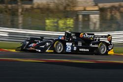 #25 Delta-ADR Oreca 03-Nissan: Tor Graves, Antonio Pizzonia, James Walker