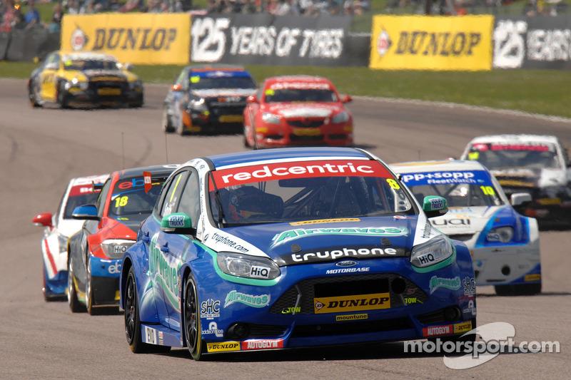 Aron Smith, Airwaves Racing