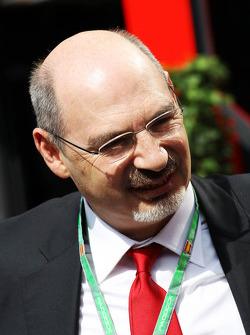Stefano Lai, Ferrari Chairman