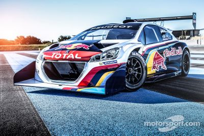 Peugeot 208 T16 livery onthulling