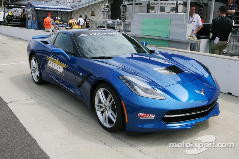 Corvettes tentoongesteld