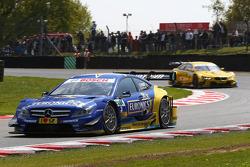 Gary Paffett, Mercedes AMG DTM, DTM Mercedes AMG C-Coupe