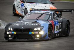 #20 Schubert Motorsport BMW Z4 GT3 (SP9): Dirk Adorf, Claudia Hürtgen, Jens Klingmann, Martin Tomczyk
