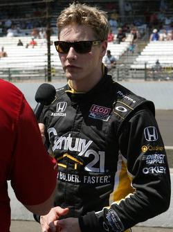 Josef Newgarden, Sarah Fisher Racing