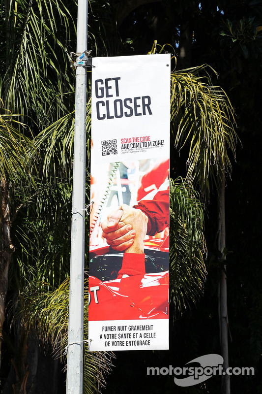 Propaganda de cigarro Monaco