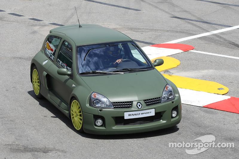 Renault demonstration