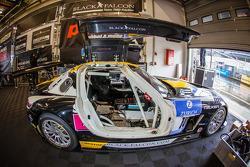 #10 Black Falcon Mercedes-Benz SLS AMG GT3 (SP9)