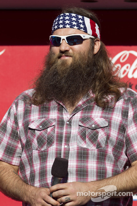 Willie Robertson da Duck Dynasty
