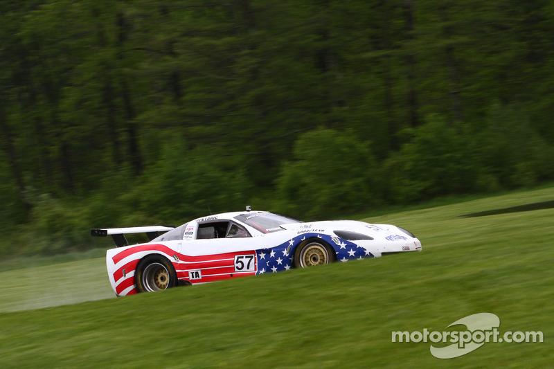 David Pintaric, Chevrolet Corvette
