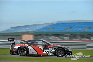 #230 JRM Nissan GT-R Nismo GT3: Humaid Al Masaood, Charles Bateman, Matt Bell