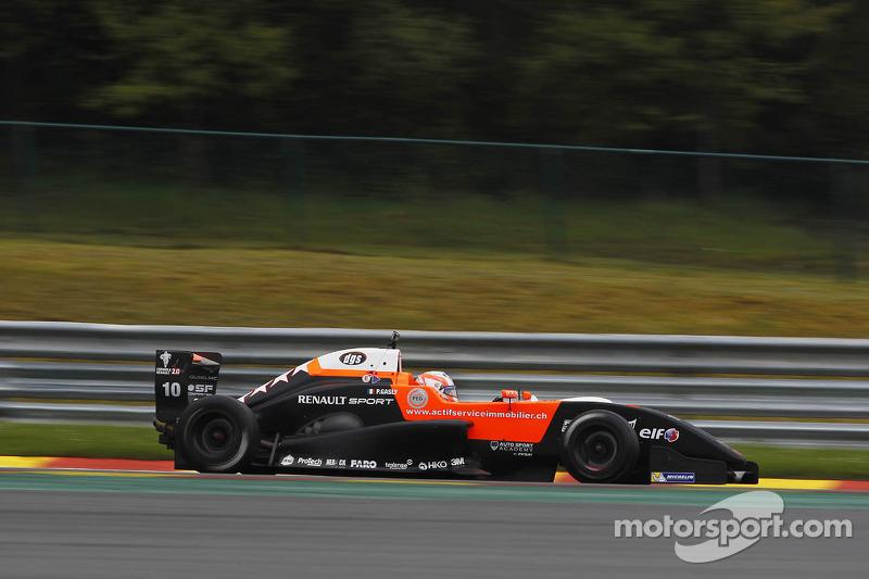 2013 - Eurocup Formule Renault 2.0
