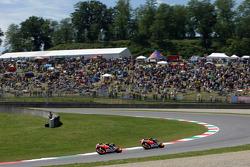 Marc Marquez et Dani Pedrosa, Repsol Honda Team
