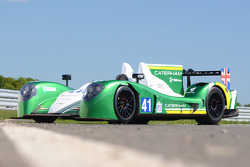 Caterham LMP2 Reveal