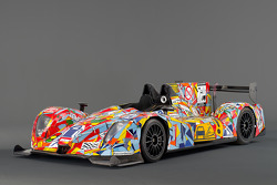 Présentation de la #35 LMP2 OAK Racing Costa Art Car