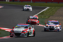 Mehdi Bennani, BMW E90 320 TC, Proteam Racing and  Charles Ng Ka Ki, BMW E90 320 TC, Liqui Moly Team Engstler