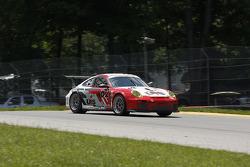 #62 Snow Racing/Wright Motorsports Porsche GT3: Madison Snow, Andrew Davis