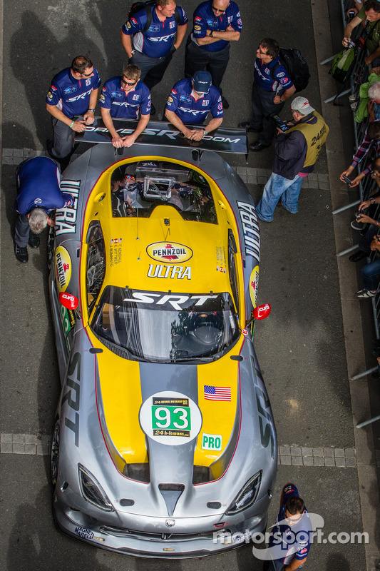 #93 SRT Motorsports Viper SRT GTS-R
