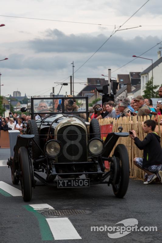 comemoração do 90º aniversário no Virage de Pontlieue